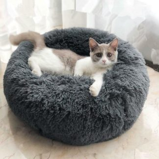 cozy calming bed cats