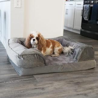 Luxury Memory Foam Bed