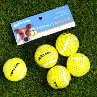 Alpha Paw Tennis Balls