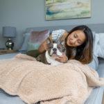 Cozy Calming Blanket - Beige